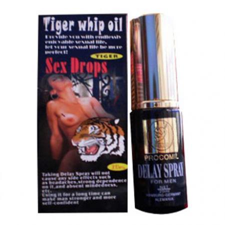 Chai Xịt Tiger Delay Spray cao cấp