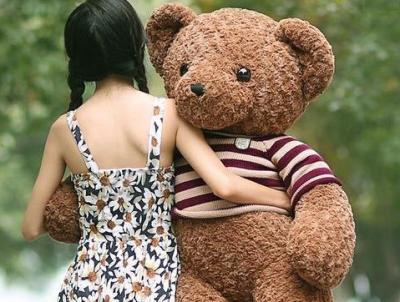 Gấu bông teddy lông xoắn cực Hot hàng hiệu