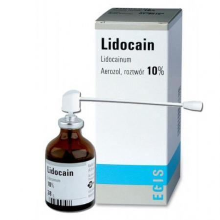 Lidocain 10% giá rẻ