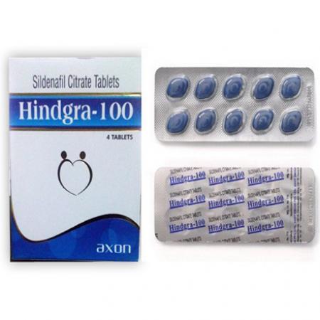 Thuốc cương dương nam Hindgra 100 mg giá rẻ