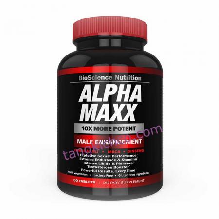 Thuốc tăng cường sinh lý Alpha MAXX  chính hãng USA hàng hiệu