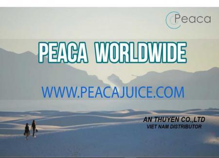 Video giới thiệu Peaca Juice giá rẻ